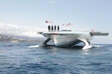 90kW Solar Catamaran PlanetSolar completes 'round-the-world journey