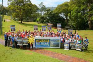 100% Renewable Big Solar Bootcamp