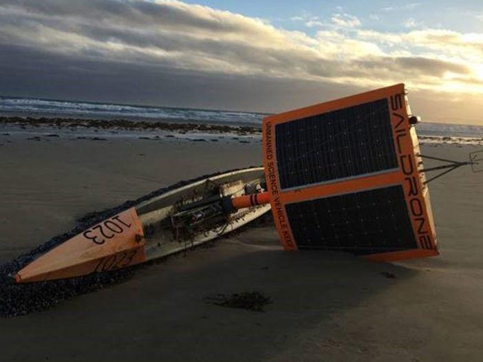 Solar Research Drone Victoria