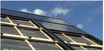 Bipv Building Integrated Photovoltaics Solar Power