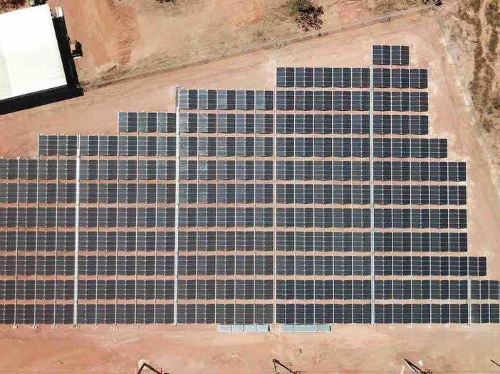 Sun Cable gigawatt-scale solar manufacturing plant in Darwin