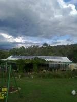 Jim and Lynda's 5kW rooftop Solar PV array, near Tamworth NSW