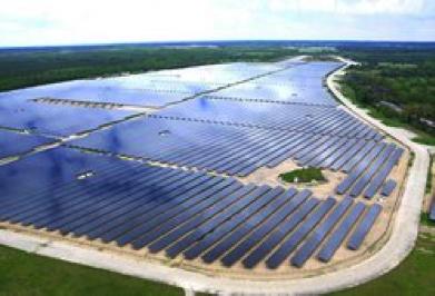 68MW Alt Daber solar farm