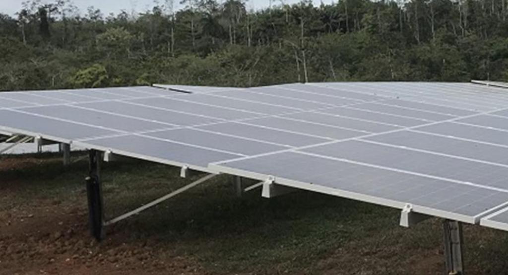 ABB Inverter Costa Rica Project