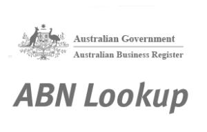 ABN lookup