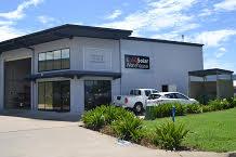 AC solar warehouse office