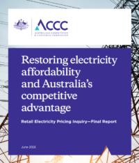 ACCC report
