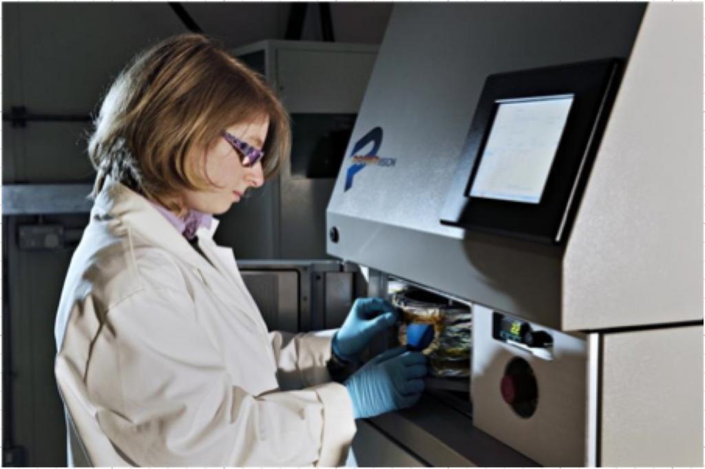 AR coating lab