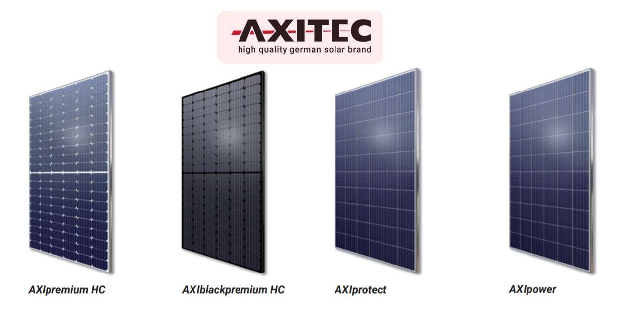 AXITEC solar panel review banner image