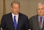 Al Gore & Clive Palmer