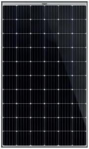 Aleo Solar Panel X59-325 black frame 60 cell mono PERC