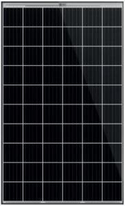 Aleo Solar Panel X63-333 black frame 60 cell mono PERC