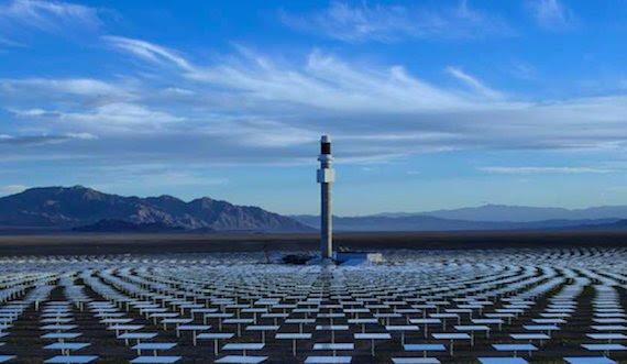 Alinta concentrating solar power