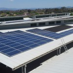 Amaroo School Solar Array 1