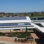 Amaroo School Solar Array 3