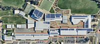Amaroo School 600kW array completed