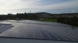 Amaroo School solar