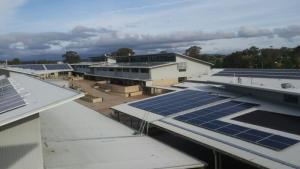 Amaroo School Solar photo