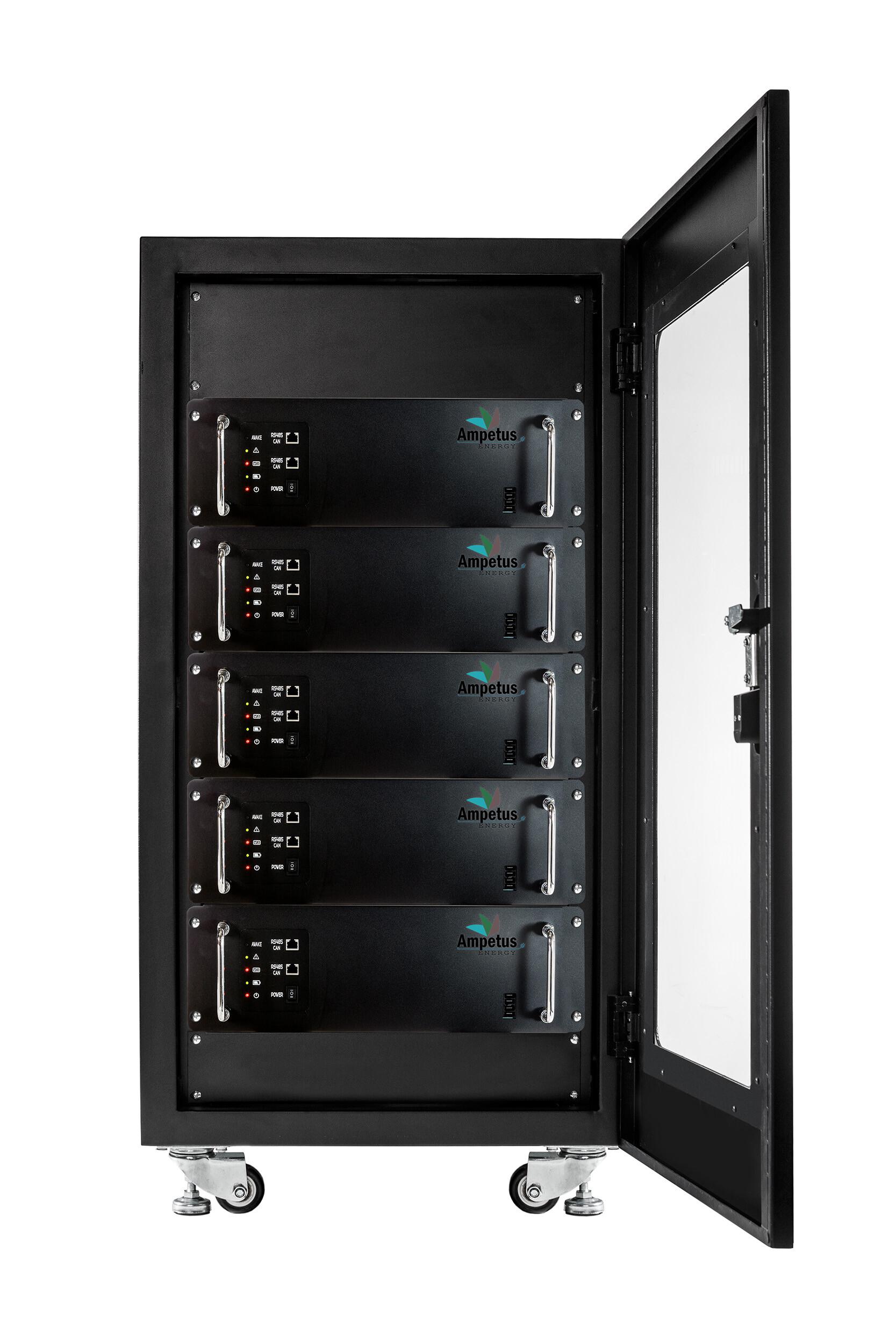 Ampetus Super Lithium cabinet