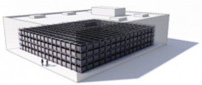 Aquion Energy battery station