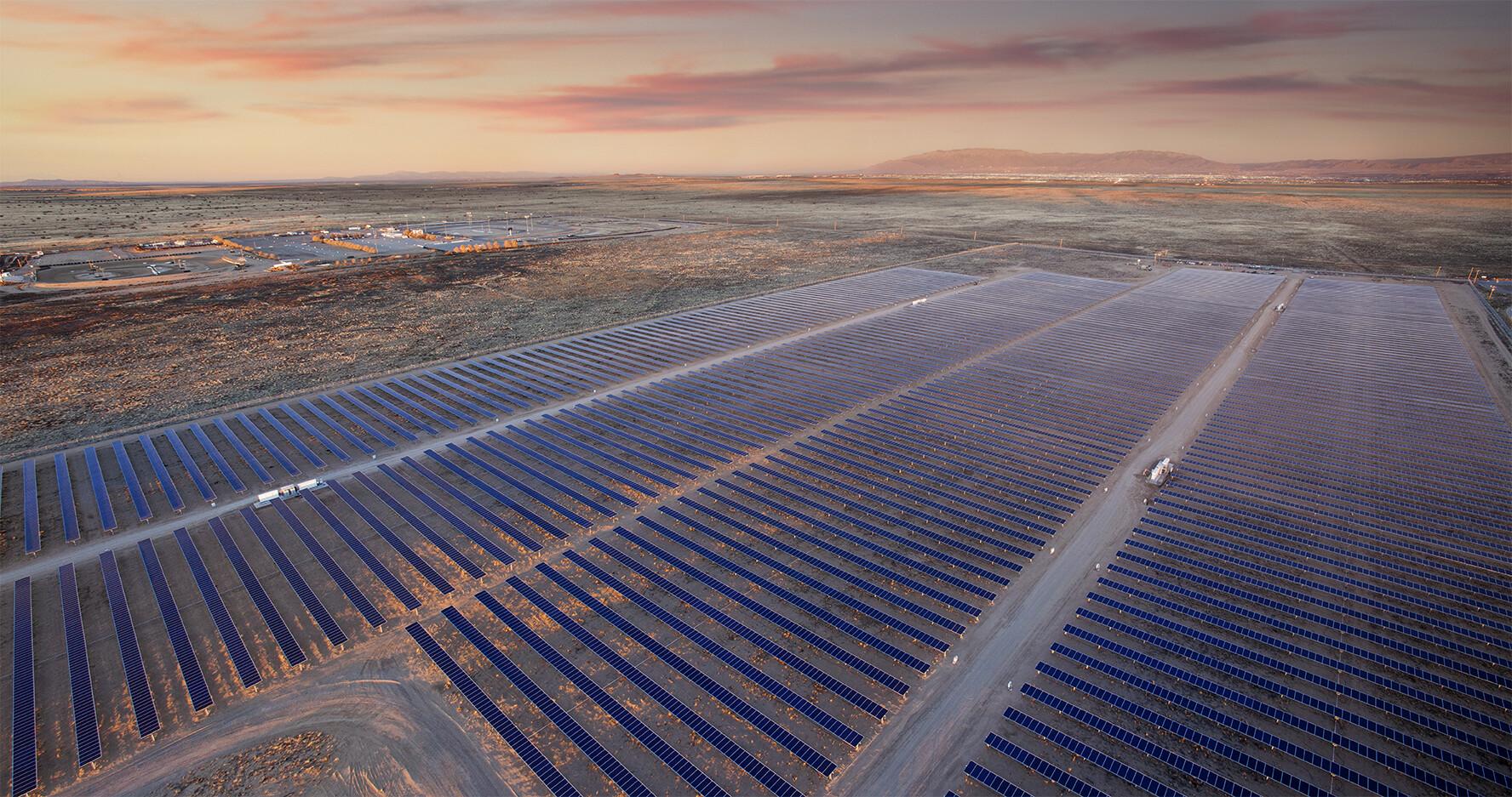Array Technologies DuraTrack HZ v3 - Santolina Solar