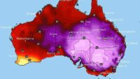 Australia heat wave - BOM