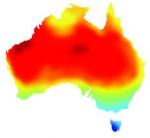 Australia solar potential