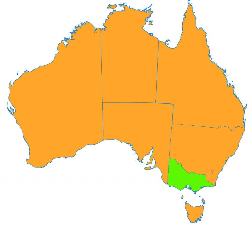 Map Of Australia Trackidsp 006.Which Electricity Retailer Gives The Best Solar Feed In Tariff