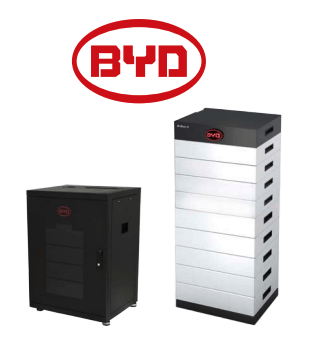 BYD Solar Battery