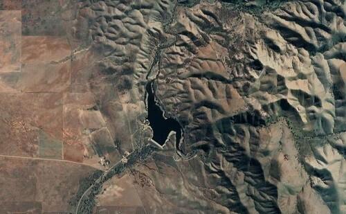 Baroota Reservoir