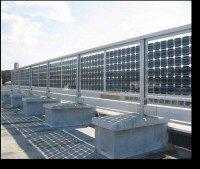 Bifacial solar cells