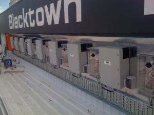 Blacktown RSL 3 all inverters