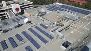 Blacktown Workers Club 99kW solar PV system