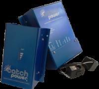 Blue CATCH device