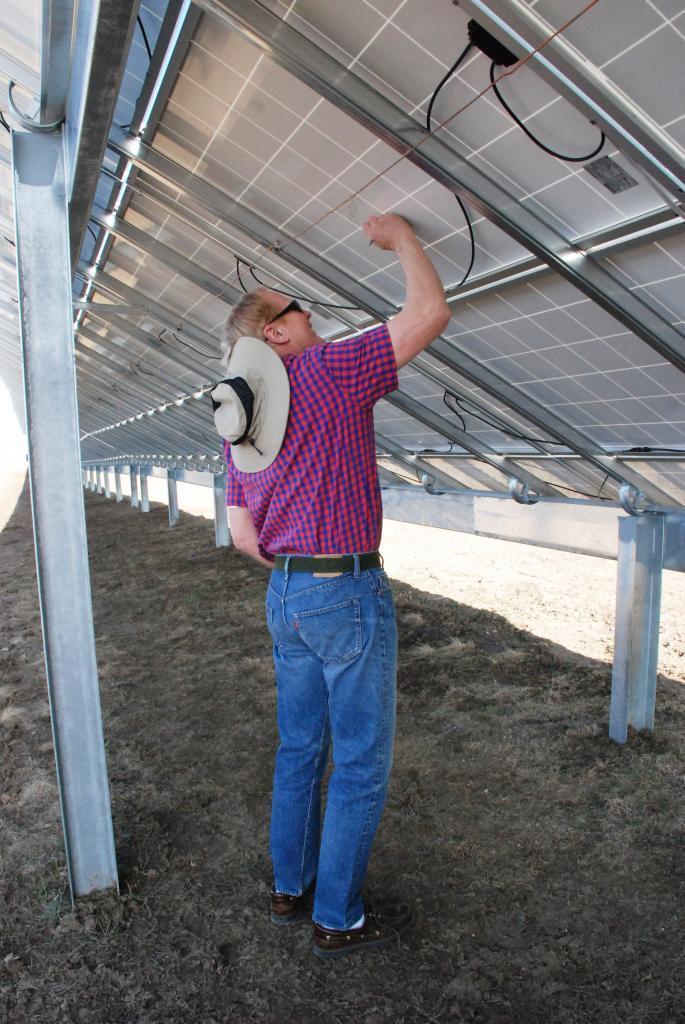 CEC Solar Panel Owner Signing