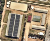CSU Wagga solar array