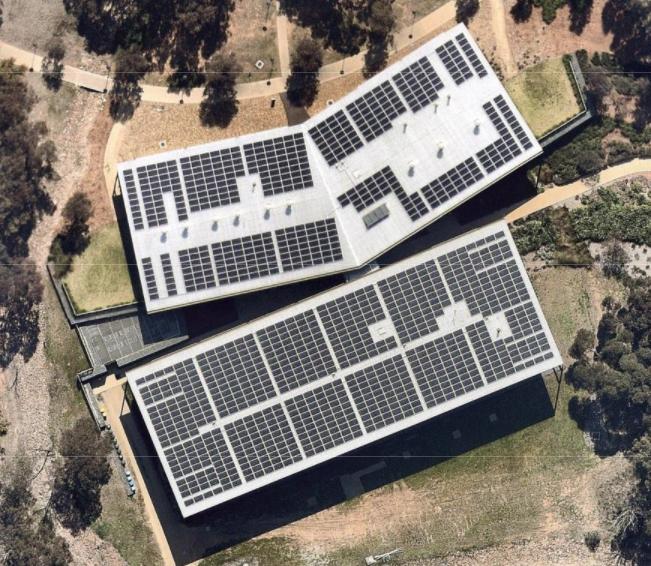 Charles Sturt University Solar PV Installation