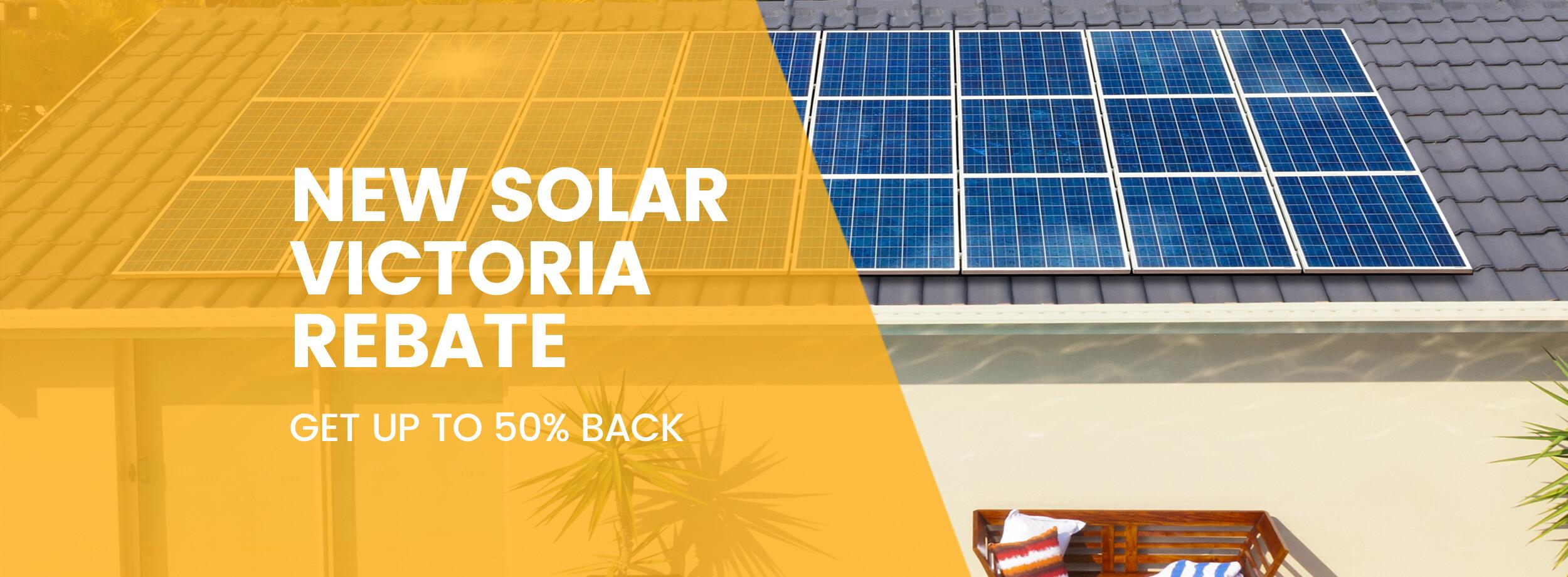 Victorian Solar Rebate