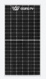 60-cell Half-cell Module