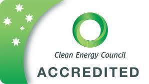 Clean Energy Council Solar Installer Logo
