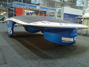 Clean Energy Week Aurora Solar Car