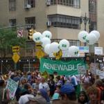 Climate March renewable ee