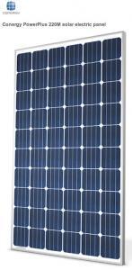 Conergy PowerPlus Solar Panels