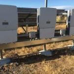 Doug Hall Ellerslie 100kW inverter station