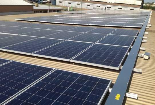 Horizontal Flat Solar Panels Vs Tilted Solar Arrays