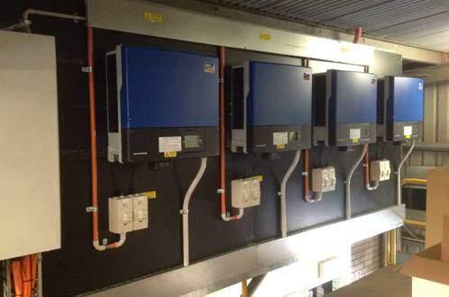 Solar Choice Brokers 70kw Solar Array For Downfields