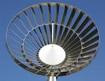 Eco Whisper wind turbine
