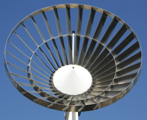 Eco whisper turbine cowl