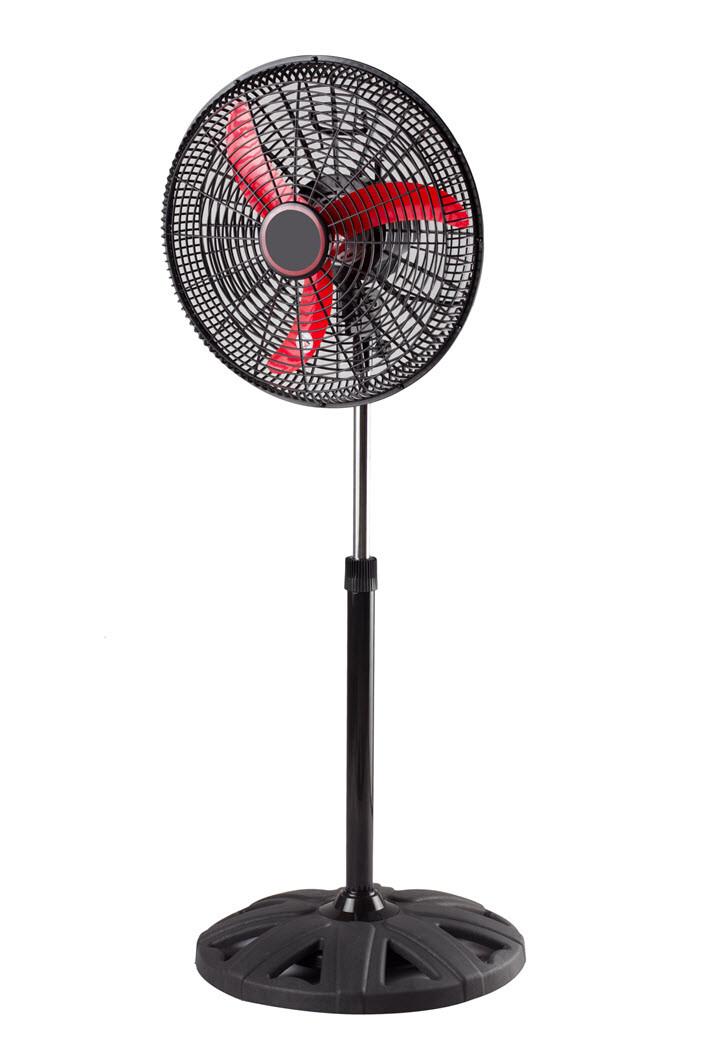 Fan solar pv cooling