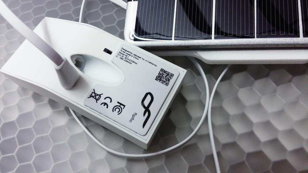 FlipFlic solar